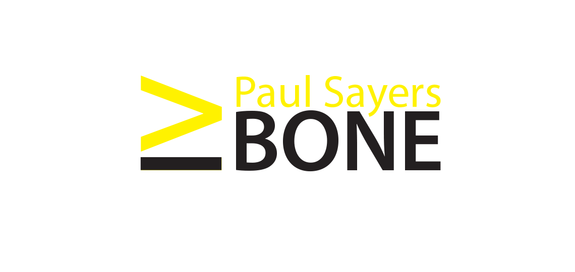Welcome to the Paul Sayers Bone website