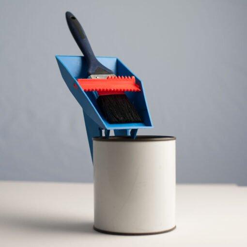 painteasy paint brush holder
